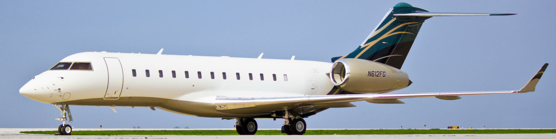 Global 6000 Charter Aircraft