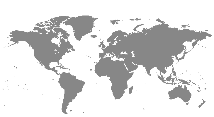 Charter World Map