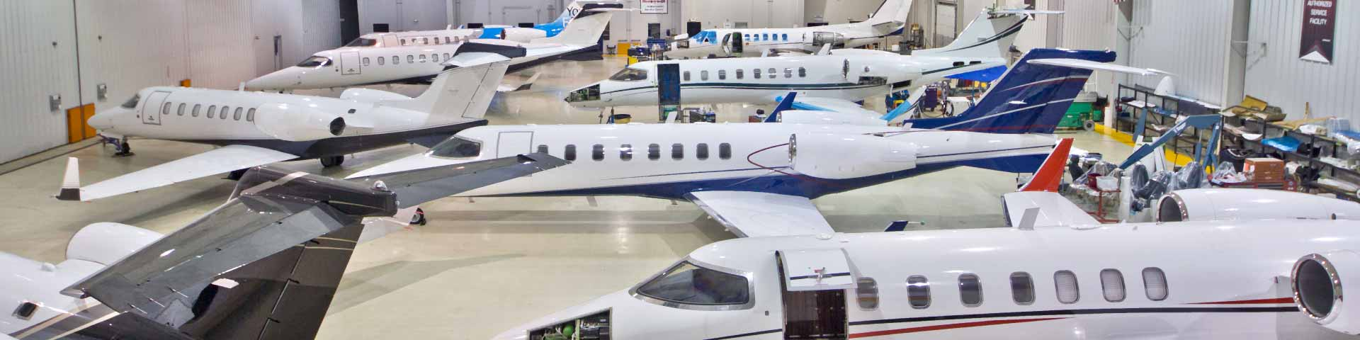 Flightar Maintenace Learjet Experts