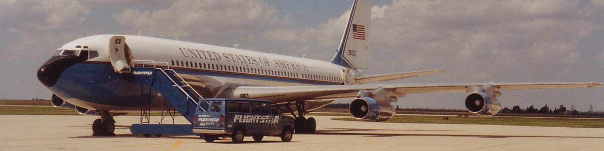 Airforce One Clinton